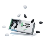 Nelsons Naturals Crush & Brush Toothpaste Tablets - Mix Travel Box (30pc)