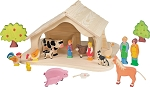 Holztiger Wooden Toys - Farm Collection