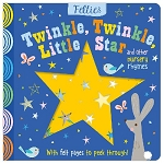 Felties: Twinkle Twinkle, Little Star and Other Nursery Rhymes By: Shannon Hays - Board Book