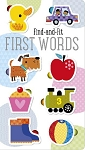 Make Believe Ideas Find and Fit First Words Book