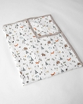 Little Unicorn Cotton Muslin Quilt - Big Kid