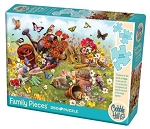 Cobble Hill Jigsaw Family Puzzle - 350 pc