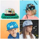 Headster Snapback Hat - KIDS Size