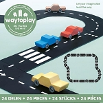 Way To Play Highway 24pcs