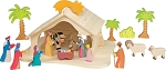 Holztiger Nativity Pieces & Characters
