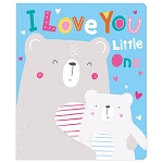 Make Believe Ideas - I Love You Little One Book