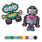 Fat Brain Toys Jixelz Roving Robots