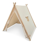 Kinderfeets - Indoor/Outdoor Tent Natural