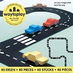 Way to Play King of the Road Set 40pcs