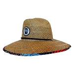 Headster Lifeguard - Straw Hat O/S kids