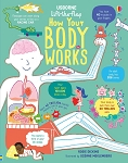 Usborne 'Lift the Flap How Your Body Works' Book
