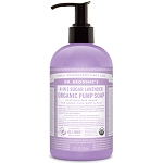 Dr. Bronner's 4 in 1 Sugar Organic Pump Soap