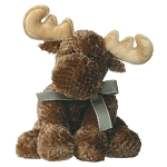 Mary Meyer Lil Miles Moose Plush