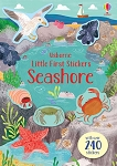 Usborne Little First Stickers Seashore Book