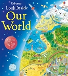 Usborne 'Look Inside our World' Book