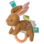Mary Meyer Taggies Harmony Bunny Teether Rattle – 6