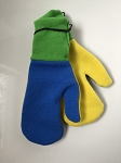 Bumby Wool Mitts - Youth Small & Large