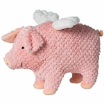 Mary Meyer FabFuzz 'Mud Flapper' Plush Pig