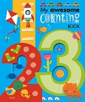 Make Believe Ideas - My Awesome Counting Book By Dawn Machell