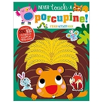 Make Believe Ideas - Never Touch a Porcupine Sticker Activity Book