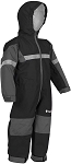 Oaki Black Trail One Piece Rain Suit
