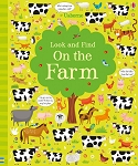 Usborne Books - Look and Find on the Farm