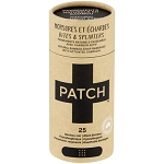 Patch - Activated Charcoal Adhesive Bandage (25 strips)