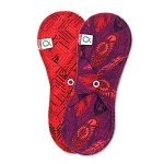 Oko Creations Regular Flow Cloth Pads (2 pack)