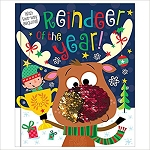 Make Believe Ideas - Reindeer of the Year! Book