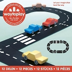 Way To Play Ringroad 12pcs
