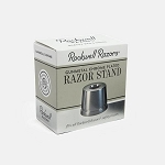 Rockwell Originals - White Chrome Inkwell Razor Stand