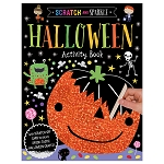 Make Believe Ideas Scratch and Sparkle Halloween Activity Book