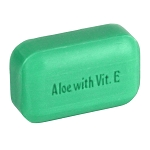 Soap Works - Aloe Vera & Vitamin E Cleansing Bar