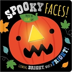 Make Believe Ideas Spooky Faces Book