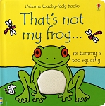 Usborne 'Thats Not My Frog' Book