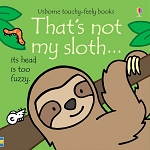 Usborne 'That's Not My Sloth' Book