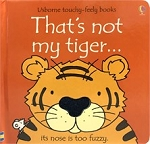 Usborne 'That's Not My Tiger' Book
