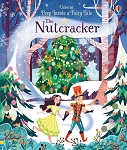 Usborne 'Peep Inside a Fairy Tale The Nutcracker' Book