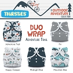 Thirsties Duo Wrap Diaper Bundles