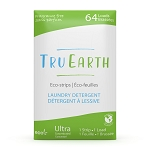 Tru Earth Eco-strips Laundry Detergent (Fragrance-free) - 64 Loads