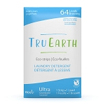 Tru Earth Eco-strips Laundry Detergent (Fresh Linen) - 64 Loads