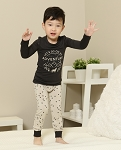 Silkberry Bamboo Long Sleeve Pajama Set