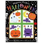 Make Believe Ideas - Halloween Window Stickers & Activity Book