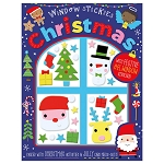 Make Believe Ideas - Christmas Window Stickers & Activity Book
