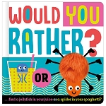 Make Believe Ideas - Would you rather... Book