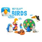 Hey Clay: Birds