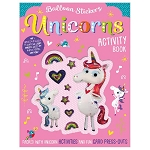 Balloon Stickers: Unicorns Activity Book