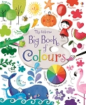 Usborne 'Big Picture Book ' Big book of colours