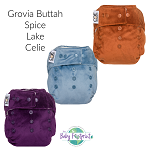 GroVia - Buttah - O.N.E. Cloth Diaper