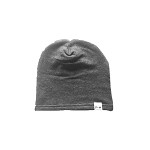 Portage & Main Charcoal Beanies